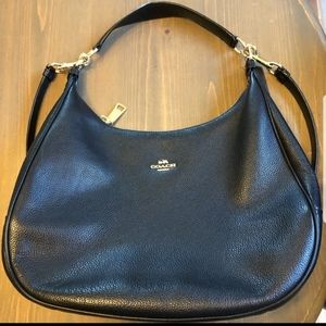 Coach Harley Hobo handbag (black)